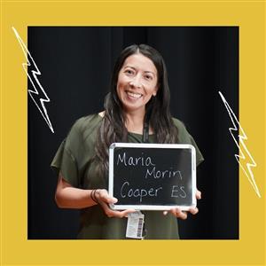 Cooper Elementary Maria Morin