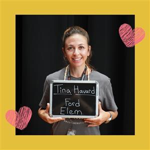 Ford Elementary Tina Harvard