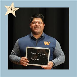 Wagner Middle School Jerry Esquivel