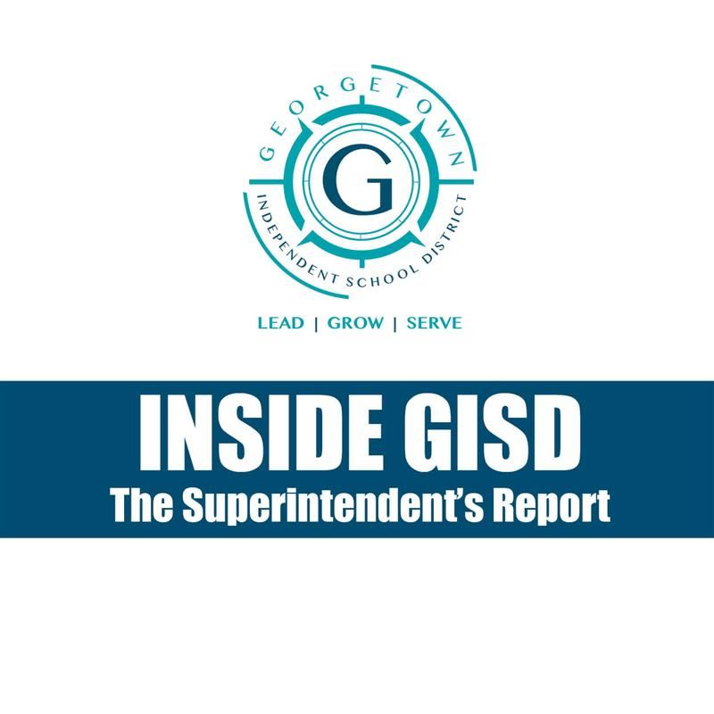 Inside GISD: The Superintendent's Blog