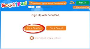 Scootpad Sign I